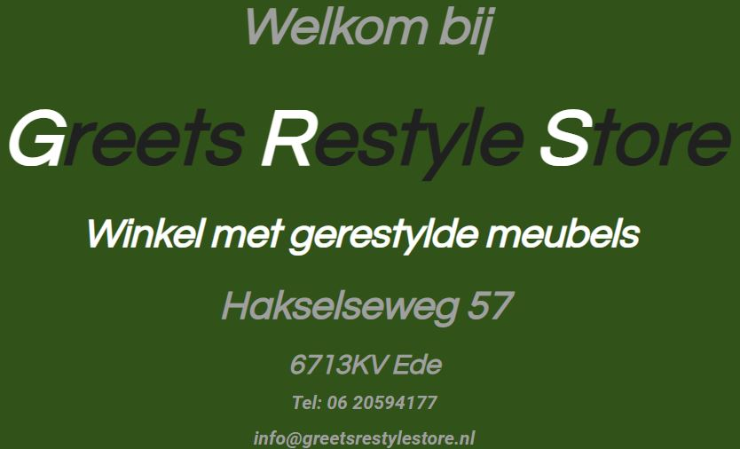 greets resyle store